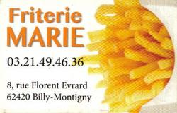 FRITERIE MARIE